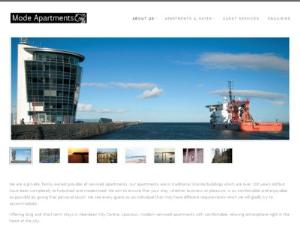 Mode Apartments - Accommodation in UK Directory