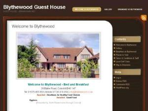 Blythewood Guest House - Accommodation in UK Companies Directory
