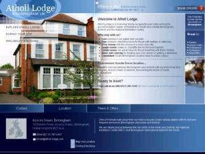 Atholl Lodge Guesthouse - Accommodation in UK Directory
