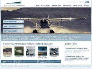 Loch Lomond Seaplanes - Airlines in UK Directory