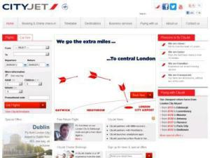 CityJet - Airlines in UK Directory