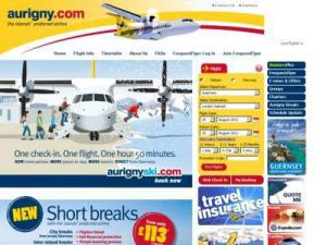 Aurigny Air Service - Airlines in UK Directory
