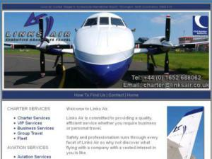 Links Air - Airlines in UK Directory
