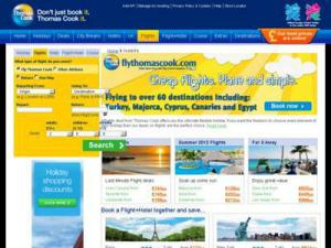 Thomas Cook Airlines - Airlines in UK Directory