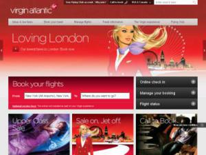 Virgin Atlantic - Airlines in UK Directory