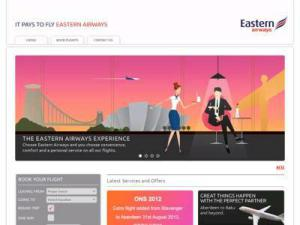 Eastern Airways - Airlines in UK Directory