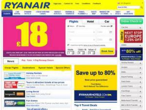 Ryanair - Low cost airlines Directory