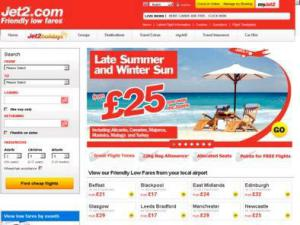 Jet2 - Low cost airlines Directory