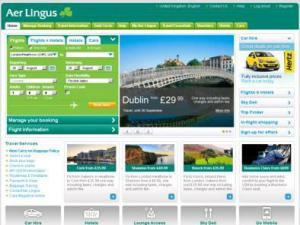 Aer Lingus - Low cost airlines Directory