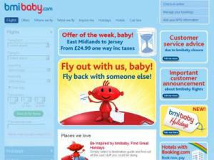 Bmibaby - Low cost airlines Directory