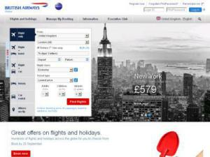 British Airways - Airlines in UK Directory