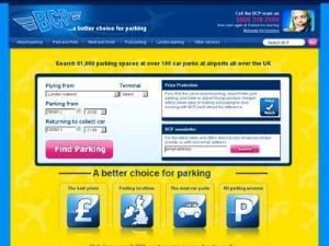 BCP Airport Parking - Airport Parking UK Directory