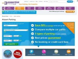 Essential Travel - Airport Parking UK Directory