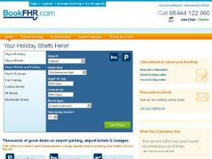 Book FHR - Airport Parking UK Directory