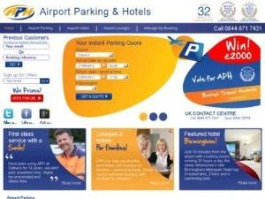 APH Airport Parking - Airport Parking UK Directory