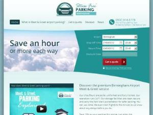 Birmingham Meet and Greet - Airport Parking UK Companies Directory