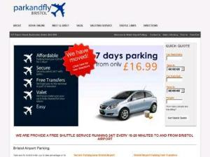 Bristol Airport Parking Park - Airport Parking UK Directory