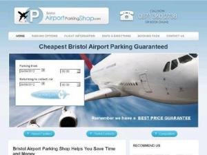 Bristol Airport Parking Shop - Airport Parking UK Directory