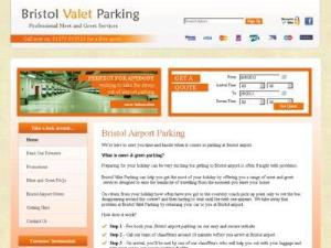 BVP Bristol Airport Parking - Airport Parking UK Directory