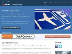 Exeter Airport Parking - Airport Parking UK Directory