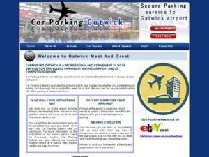 Gatwick Parking park and ride - Airport Parking UK Directory