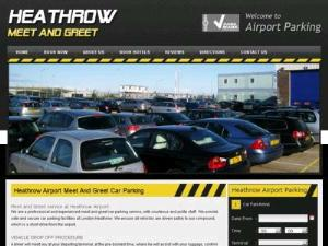 Heathrow Airport Meet and Greet - Airport Parking UK Directory