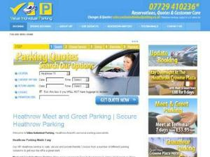 Secure Heathrow Parking - Airport Parking UK Directory