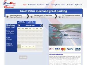 Heathrow Airport Valet Parking - Airport Parking UK Directory