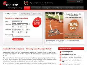 Meteor Meet Airport parking - Airport Parking UK Directory