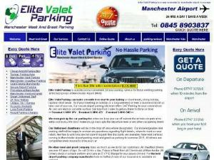 Manchester Airport Valet Parking - Airport Parking UK Directory