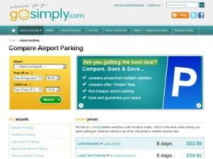 Compare Airport Parking - Airport Parking UK Directory