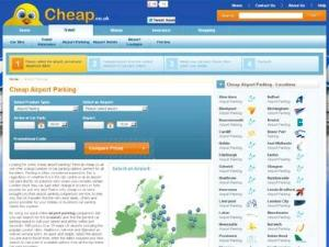 Cheap Airport Parking - Airport Parking UK Directory
