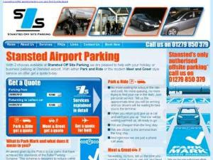 Stansted Off-Site Parking - Airport Parking UK Companies Directory