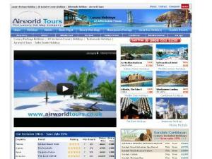 Airworld Tours - Travel agents UK Directory