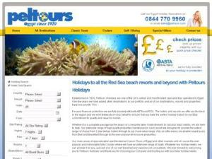 Peltours - Travel agents UK Companies Directory