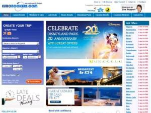 Eurobookers Holidays - Search results Directory