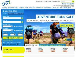 STA Travel - Search results Directory
