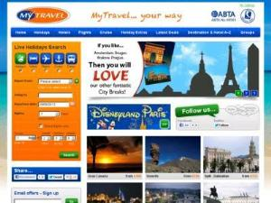 MyTravel - Search results Directory