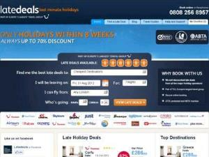 Late Holiday Deals - Search results Directory