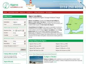 Algarve Cancellations - Search results Directory