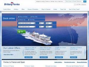 Brittany Ferries - Search results Directory