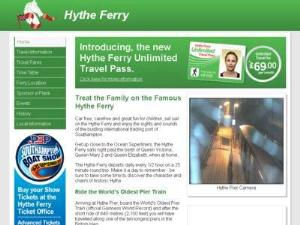 Hythe Ferry - Ferries Directory