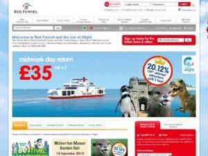 Red Funnel - Ferries Directory