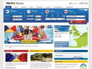 PO Ferries - Ferries Directory
