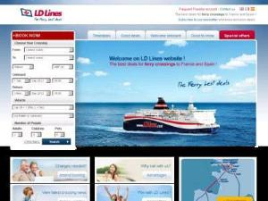 LD Lines - Ferries Directory