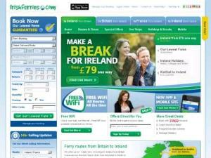 Irish Ferries - Ferries Directory