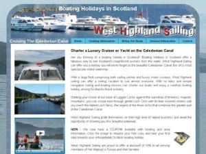 Boating Holidays In Scotland - Search results Directory
