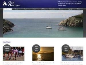 Clan Charters - Yacht Charter Directory