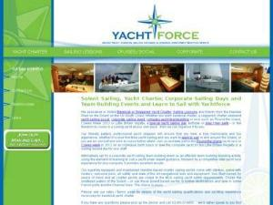 Yachtforce - Yacht Charter Directory