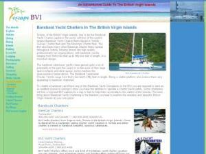 Virgin Islands Bareboat Charters - Yacht Charter Directory